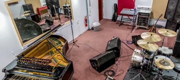Studio 1 ariel
